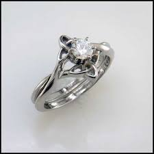 Engagement And Wedding Ring Sets by 25 Best Wedding Ring Sets Images On Pinterest Celtic Wedding