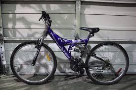 jeep cherokee mountain bike purple mckinley morph 18 speed full suspension mountain bike