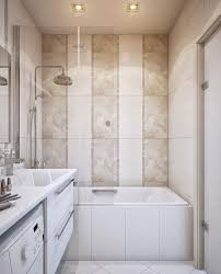artistic bathroom decorating design ideas with light brown and