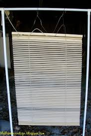 How To Paint Wood Blinds How To Paint Mini Blinds My Repurposed Life