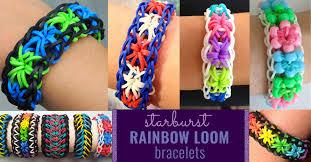 looms bracelet instructions images How to make a starburst rainbow loom bracelet jpg
