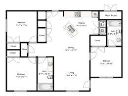 three bedroom flat floor plan three bedroom apartment floor plan