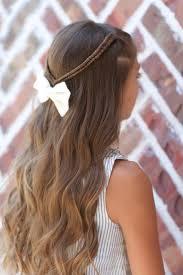 infinity braid tieback back hairstyles pretty