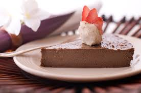 berry chocolate mousse pie the leaf nutrisystem blog