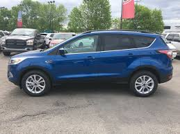 Ford Lightning New New 2017 Ford Escape Se In Calgary 17es0117 Maclin Ford
