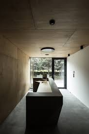 Concrete Reception Desk The New Framehouse Office Makes Concrete And Metal Look Stylish