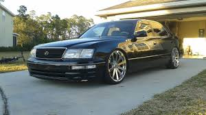 lexus ls400 modified awesome club lexus ls 400 build threads clublexus