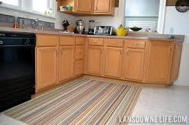 big rug in the kitchen lansdowne