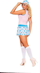 golf tease golfer dress hat occupation costume