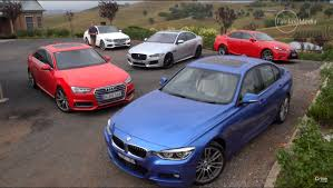 audi a4 comparison bmw 330i vs competition