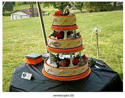 harley davidson wedding cakes biker wedding cakes
