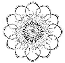 printable 36 cool flower coloring pages 7687 cool color pages