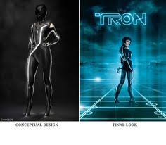 art tron legacy concept movies book tron
