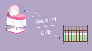 How To Get Your Baby To Sleep In The Crib by Bassinet Vs Crib What U0027s Better For Baby