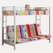 Twin Over Futon Bunk Bed Couch Beds Bunk Beds With Couch