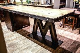 reclaimed wood kitchen islands salvaged wood kitchen island small kitchen island makeover diy