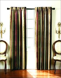 Grey And White Striped Curtains Black And White Striped Curtains Ed Ex Me