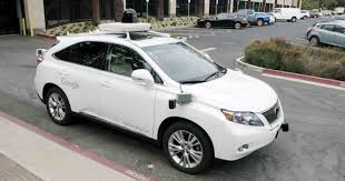 lexus suv used pittsburgh google u0027s robo cars hit 2m miles confirm driving is dadgum tricky