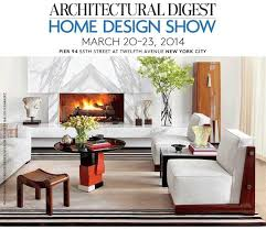 architectural digest home design show hours see you at the 2014 architectural digest home design show