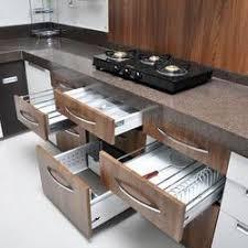 Kitchen Drawer Design Modular Kitchen Drawer In Gurgaon Haryana India Indiamart