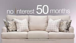Slumberland Sofas 50 Month Financing Slumberland Furniture 30 Youtube