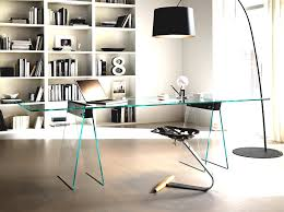 Modern Bureau Desks by Office Furniture Modern Home Office Furniture Compact Painted