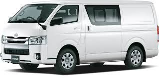 Toyota Hiace Van Interior Dimensions Toyota Hiace
