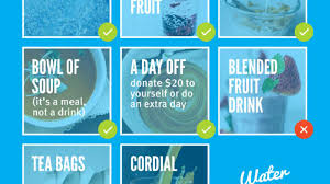 How To Do Challenge Water The Of Drink Just Water Wateraid Australia
