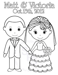 bride and groom coloring pages free bride and groom coloring pages