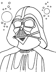 color pages star wars darth vader star wars coloring pages kidscoloringsource