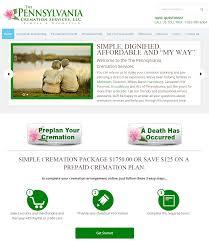 prepaid cremation online arrangement process guide the pennsylvania cremation services