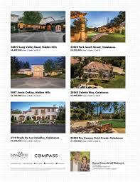 real estate listings calabasas style magazine