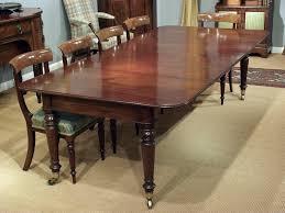Mahogany Dining Table Antique 12 Seater Mahogany Dining Table Large Table 12 Seat