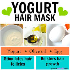 Tea Tree Oil Hair Loss Yogurt Hair Mask Recipes For Beautiful Hair Beautymunsta
