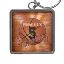 cheap basketball keychains for basketball team gifts