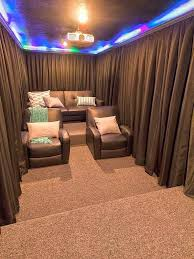 diy home interior design best 25 small home theaters ideas on small media