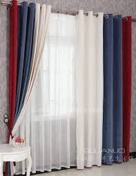boys bedroom curtains boys bedroom curtains in red blue and white combined colors for eco