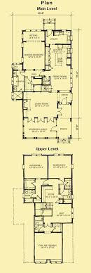 narrow lot cottage plans best 25 narrow lot house plans ideas on narrow house