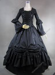 Victorian Style Halloween Costumes Victorian Gothic Dress Princess Steampunk Witch