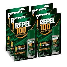amazon com repel 100 insect repellent 4 oz pump spray single