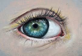 drawn blue eyes easy pencil and in color drawn blue eyes easy