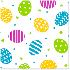 easter wrapping paper easter egg cellophane wrapping paper roll 20 sq ft wrapping