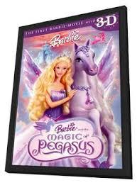 barbie magic pegasus 3 movie posters movie