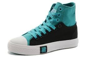 light aqua high top converse converse double upper high top light blue black chuck taylor all star sneakers jpg