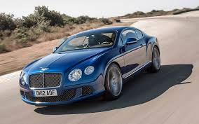 bentley azure 2016 bentley continental gt speed luxury car you could race at indy