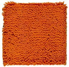 Burnt Orange Rugs Coral Shag Burnt Orange White Core 100 Nz Wool Rug