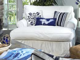 Dining Room Chair Slipcovers Ikea Chair Slipcover T Cushion 3 Piece Slipcovers White Dining Room