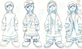 image the boondocks riley is gully by lesean jpg the boondocks