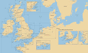 Map Of Northern Europe Imray Nautical Charts Uk And Northern Europe Page 4