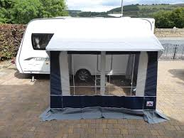 New Caravan Awnings Nearly New Caravan Awnings Used Touring Caravans Buy And Sell